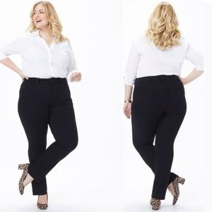 [NYDJ] Marilyn Straight Leg Jeans PETITE NEW